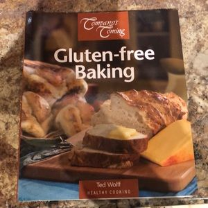 Other - Gluten free baking cook book